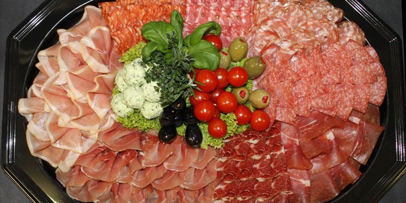 mediterane platte catering delikatessen discounter best beef. Black Bedroom Furniture Sets. Home Design Ideas